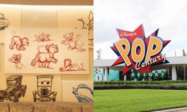 【実際に泊まりました!】格安直営ホテルを徹底比較!|アート・オブ・アニメーションとポップセンチュリー
