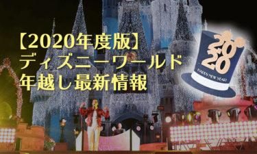 【夢の国*ディズニーワールドで年越しカウントダウン】2019→2020|おすすめスケジュールや混雑情報をまるごと公開!