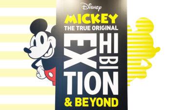 【ニューヨークから初上陸】話題のミッキーマウス展の見所に迫る!混雑情報やノベルティも丸ごと公開
